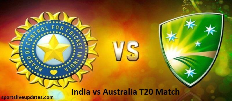 India vs Australia T20 Match Preview