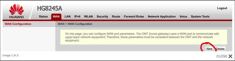 Akibat Restore Default Configuration di Internet IndiHome dengan ONT