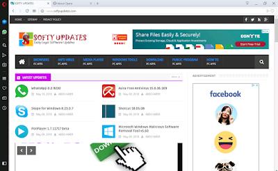 Opera 54.0.2952.12 Beta