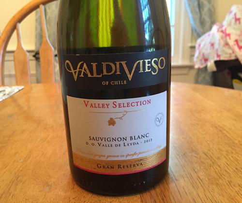 Valdivieso Gran Reserva Sauvignon Blanc 2015