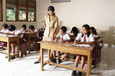 Guru SD Bakal Dilarang Memberi PR ke Siswa