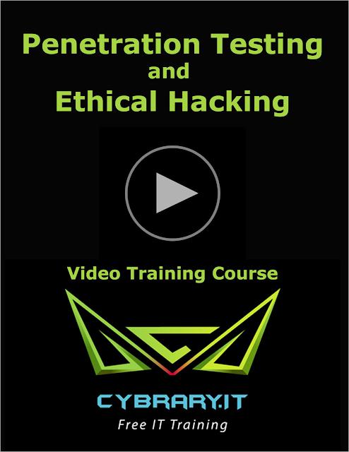 برنامج Penetration Testing and Ethical Hacking لتعليم الاختراق والقراصنة والهاكر الاخلاقية بأحتراف