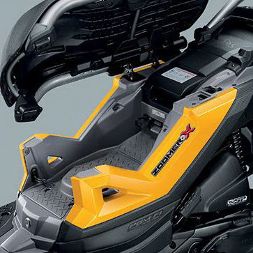 harga Honda Zoomer X