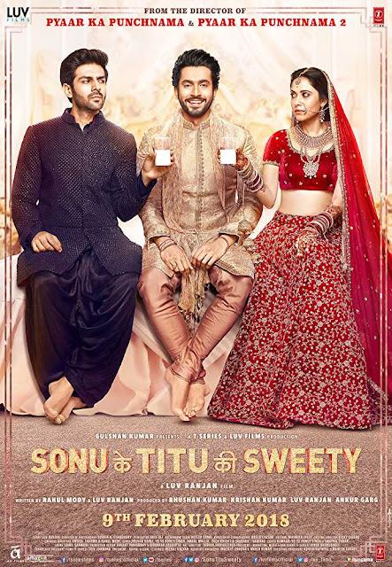 Poster Sonu Ke Titu Ki Sweety 2018 Full Movie Download Hindi 720p