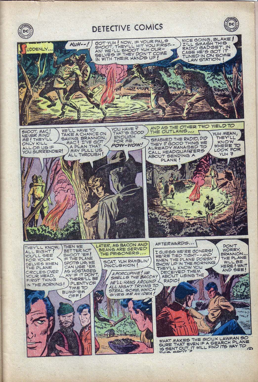 Read online Detective Comics (1937) comic -  Issue #190 - 39