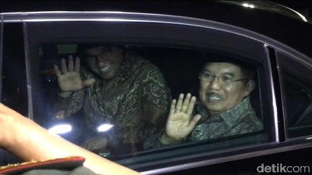 Dua Kali Jusuf Kalla Semobil dengan Anies, Politisi PDIP: Pak JK Jam Terbangnya Tinggi