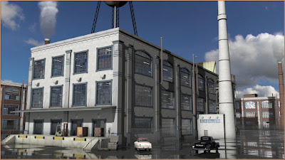 Warehouse District: Building 01