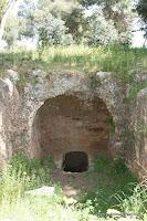 samaritan cemetery in kfar shmaryahu