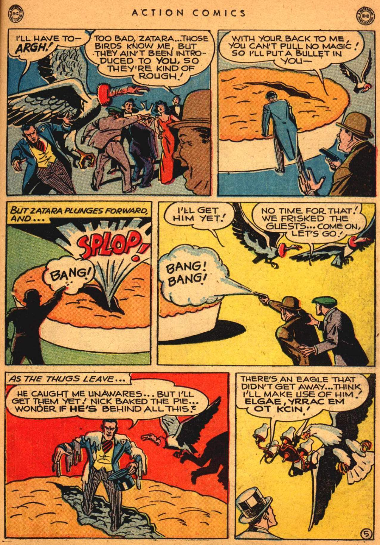 Read online Action Comics (1938) comic -  Issue #108 - 26