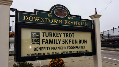 Turkey Trot Family 5K Fun Run