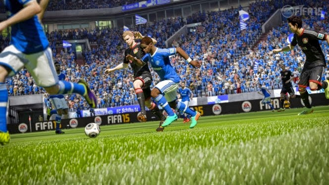 FIFA 15 Pc Game Free Download Full Version