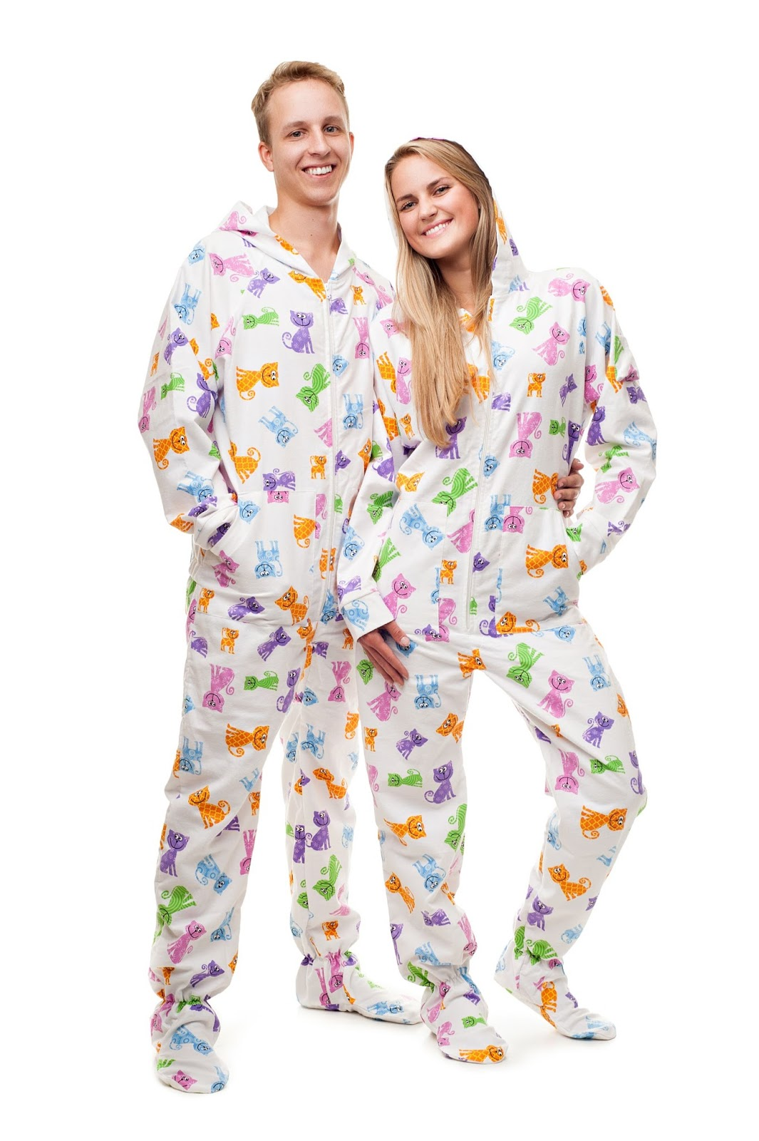 0a24c4cd0a ... is upon us and it is always difficult to find a unique gift idea. What  would be a unique Christmas Gift Idea for 2015  Kajamaz Adult Footie Pajamas  have ...