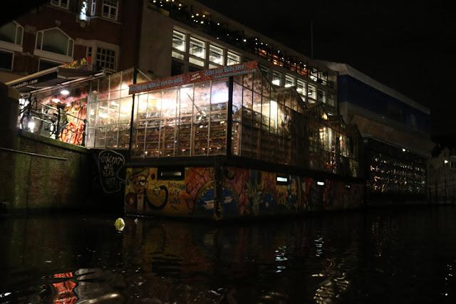 Kanavaristeilyllä Amsterdamissa 7