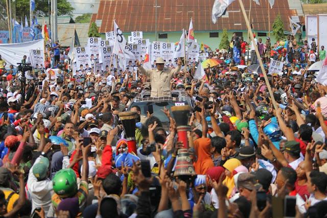 Prabowo ke Merauke, Fahri: Kemenangan Sudah Tuntas