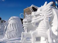 Lokasi Terbaik Untuk Menikmati Salju di Jepang