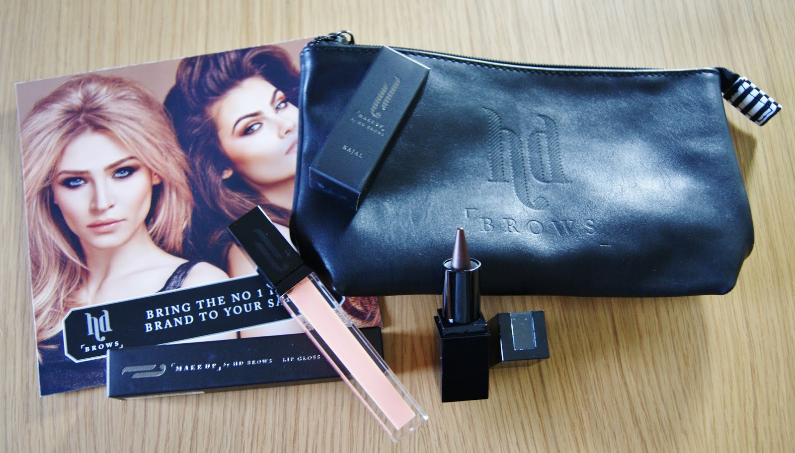 HD Brows Makeup
