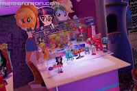 My Little Pony Equestria Girls Minis Display