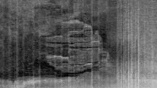 Baltic Sea Anomaly UFO looks like the Millennium Falcon from Star Wars.