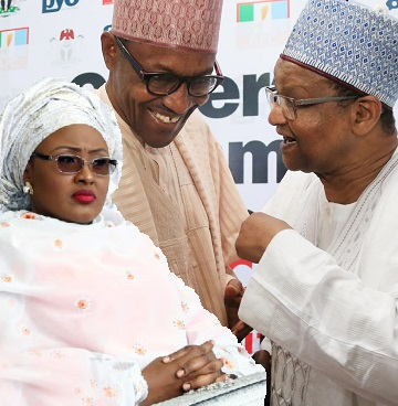 Cabals Take Over Aso Rock FULLY As Buhari Battles Alzheimer's Disease; The Top Secrets Why Aisha Kicks
