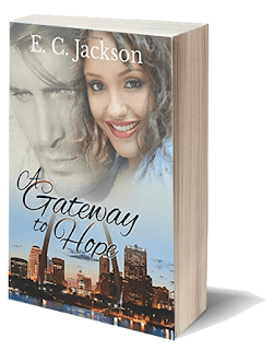 marriage of convenience, interracial couple, Christian romance, inspirational romance, ec jackson, e.c. jackson, a gateway to hope, interracial romance