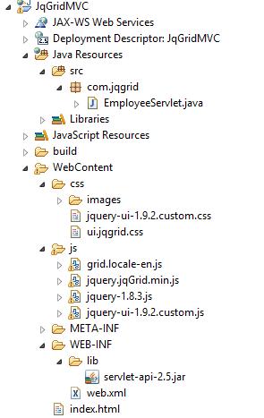 Jqgrid Javascript