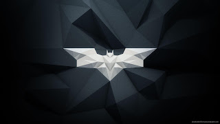 Batman PS3 Logo Wallpaper