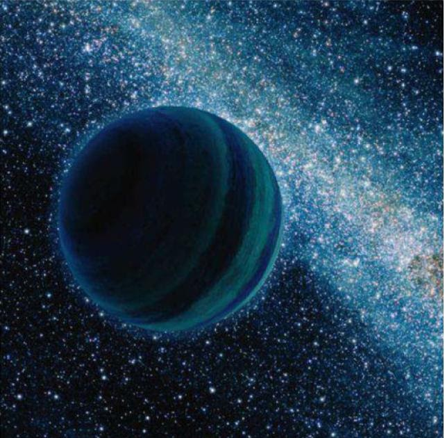 Planets Without Stars, Wanders Galaxy Alone | Astromic's ...