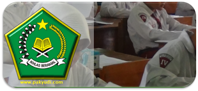 Kementerian Agama Republik Indonesia melalui Direktorat Jenderal Pendidikan Islam pada ta Kalender Pendidikan Madrasah Th. Ajaran 2018-2019