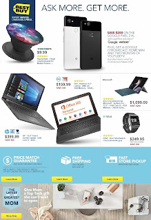 Best Buy Weekly Ad April 29 - May 5, 2018