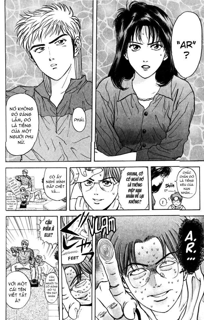 Psychometrer Eiji chapter 30 trang 11