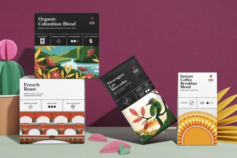 Trend Desain Grafis 2019 - Bookman & Oldstyle Serifs