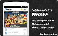 Earn unlimited Money by just installing the mobile Apps
