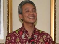 Diam-diam Ganjar Pranowo bertemu pengurus DPP Golkar di Jakarta, Ada apa ?