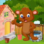 Games4King Cartoon Mongoose Escape Walkthrough