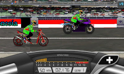 Drag Racing Bike Edition Apk Mod Indonesia By Ferdhita