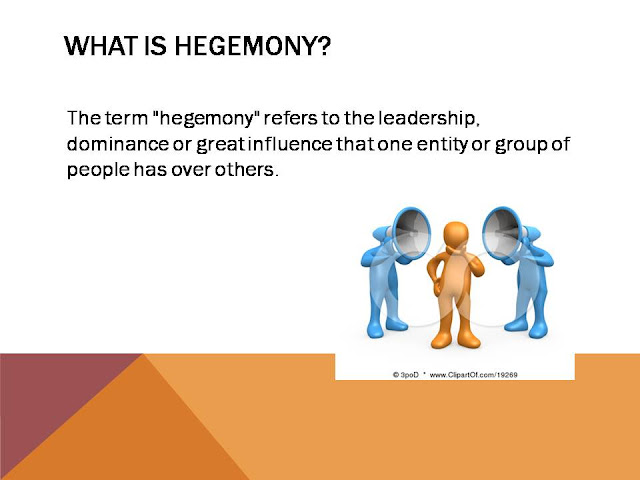 What is Hegemony
