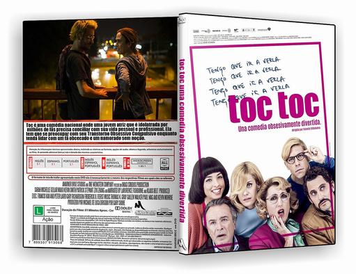 DVD – TOC TOC 2018 – AUTORADO