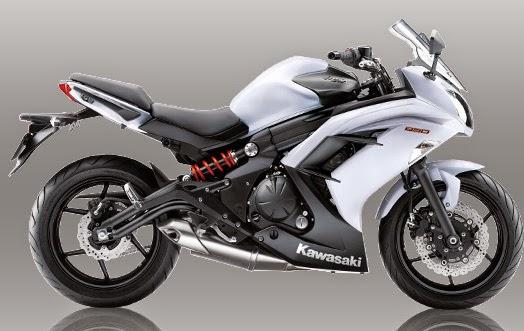 Motor Kawasaki Ninja 650