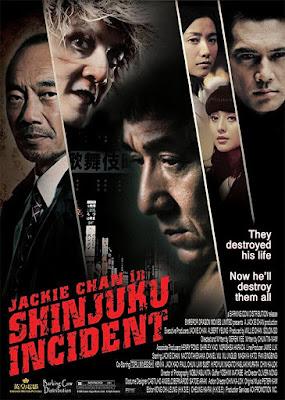 Sinopsis film Shinjuku Incident (2009)