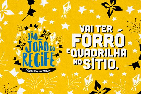 São João em Recife ciclo junino