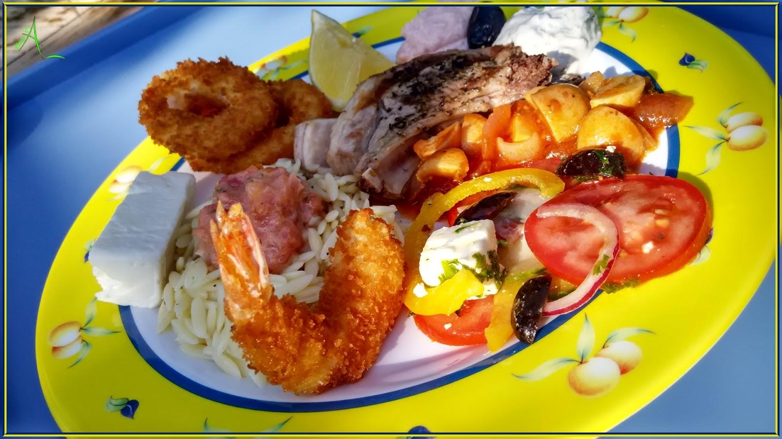 la cuisine de christine les calamars et scis frits de christine