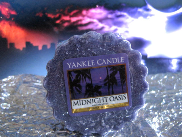 Yankee Candle Midnight Oasis