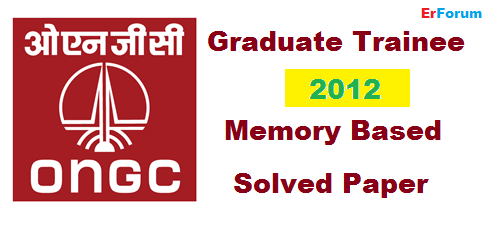 ongc-2012-memory based-paper
