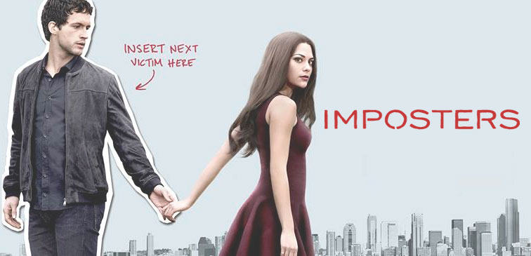 Imposters Poster Bravo
