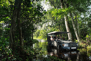Congo Brazzaville 4x4 The African Experiences