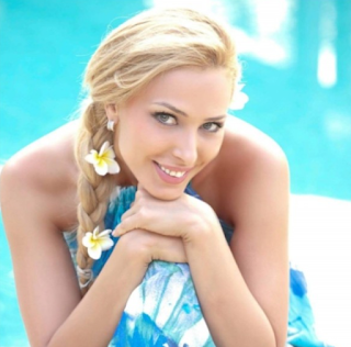 Salman khan girlfriend, Lulia Vantur
