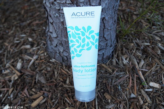Acure Ultra-Hydrating Body Lotion Review