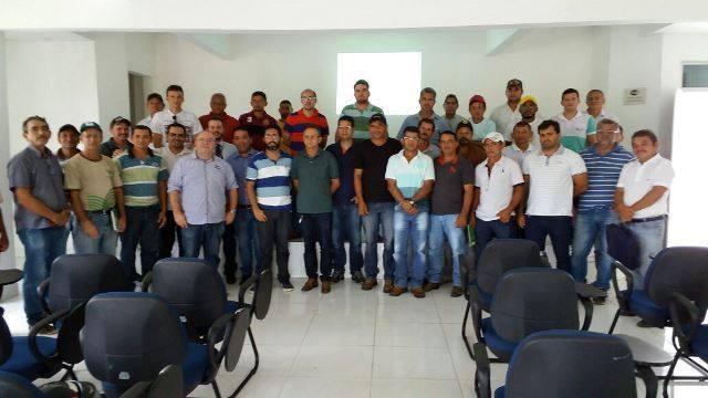 Instituto Semente incentiva Plantio de Frutíferas Orgânicas em Milagres, Barro e Mauriti