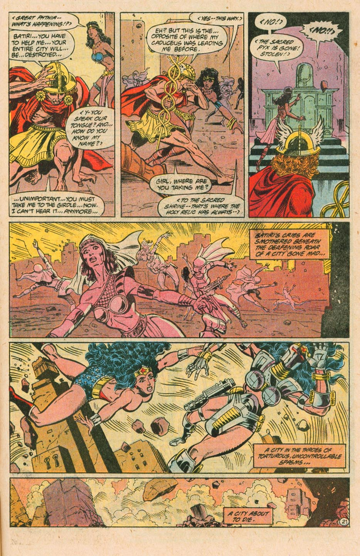 Read online Wonder Woman (1987) comic -  Issue #34 - 22