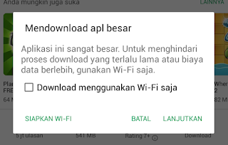 How to solve delayed download
